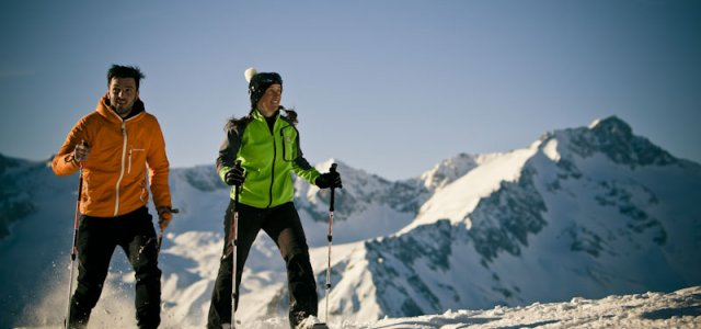 December offer - skiing on free slopes